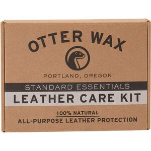 Otter Wax Leather Care Kit