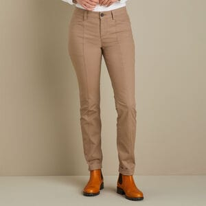 Women's Workday Warrior Chino Slim Leg Pants