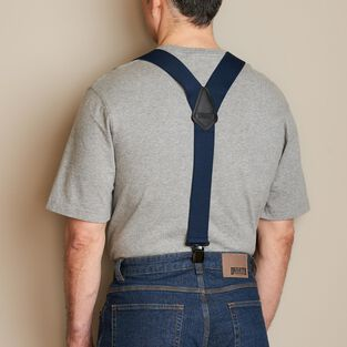 Men's Contractor Suspenders