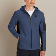 Men's AKHG Graveltec Full Zip Hoodie