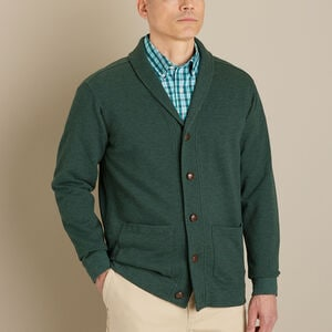 Men's Loophole Cardigan