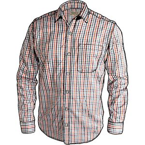 Men's Wrinklefighter Straight Collar Shirt