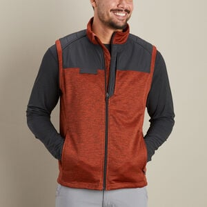 Men's AKHG King Crab Fleece Vest