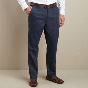 Men's Class Act Standard Fit No Iron Pants