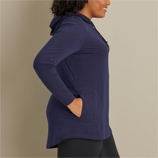 Women's Plus Dry and Mighty Hoodie Tunic
