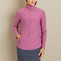 Women's Armachillo Cooling Mock Neck Shirt REDVILT
