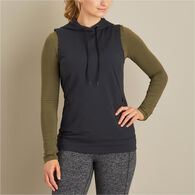 Women's Hot NoGA Pullover Vest BLACK XLG