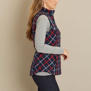 Women's Insulated Holiday Vest