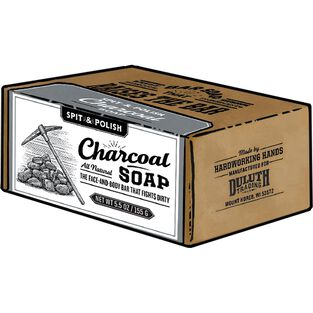 Duluth Trading Charcoal Soap