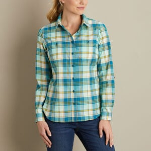 Women's Free Range Organic Cotton Shirt