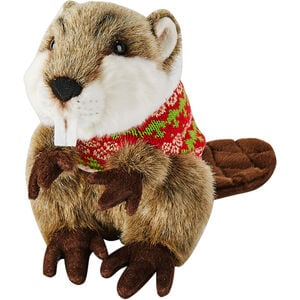 Kid's Plush Angry Beaver