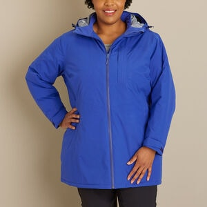 Women's Plus Snowsweep Insulated Parka