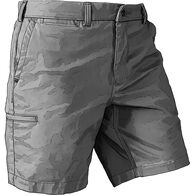 Men's DuluthFlex Ballroom 9'' Khaki Shorts GRAY 032