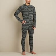 Men's Alaskan Hardgear Coldfoot Union Suit CGYMNTS