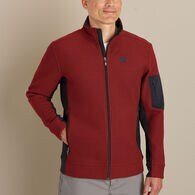 Men's AKHG Graveltec Fleece Full Zip