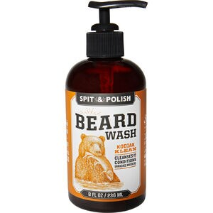 Spit & Polish 8-oz. Beard Wash