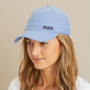 Women's Duluth Trading Chambray Cap