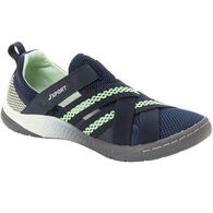 Women's JSport Essex Shoes NAVY 9.5 MED
