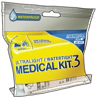 Ultralight and Watertight .3 First Aid Kit