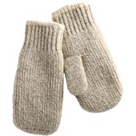 Women's Ragg Mitts NATURAL MED