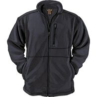 Men's Park Point Fleece Full Zip Jacket BLACK SM R