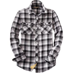 Women's Crosscut Wicking Flannel Shirt