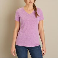 Women's Lightweight Longtail T Slub V-Neck RVTHTHR