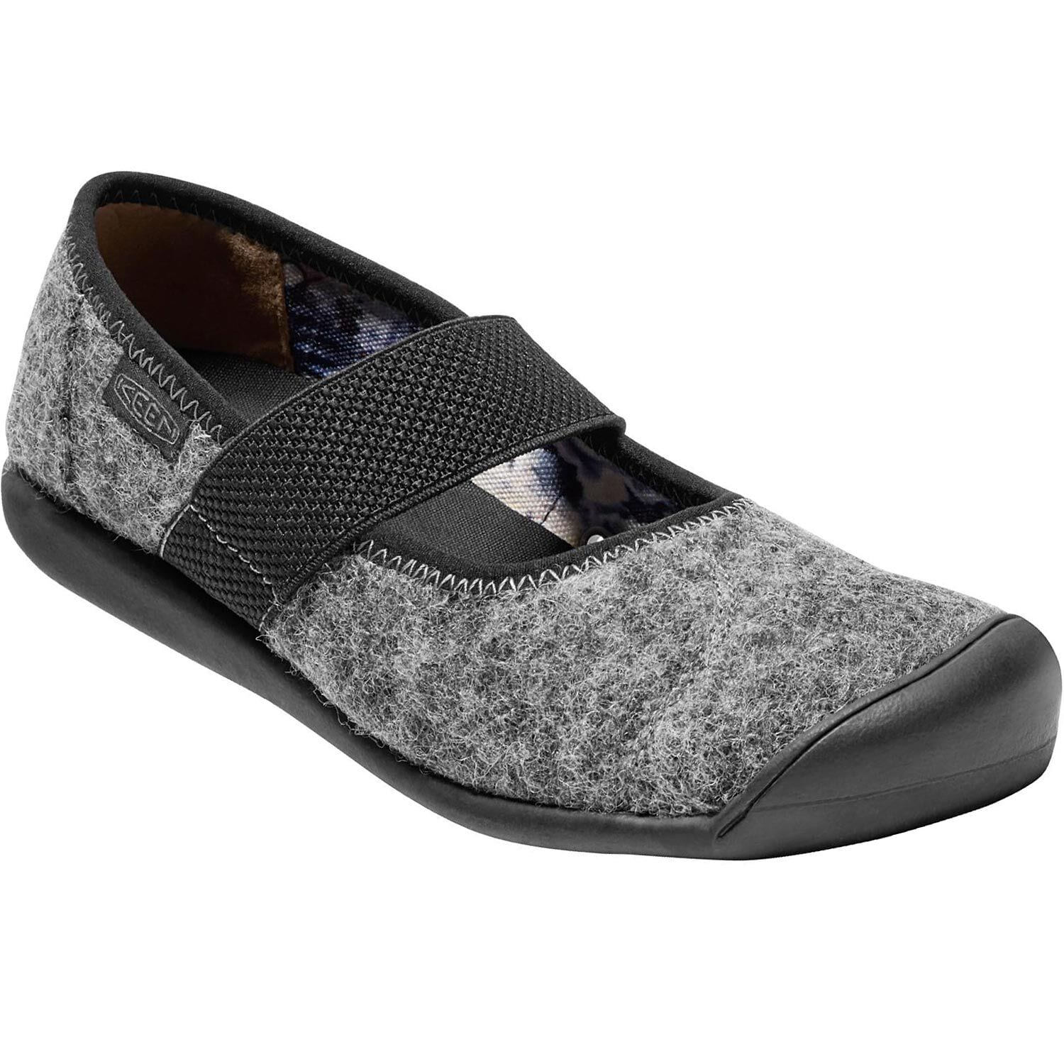 KEEN Sienna Wool Mary Jane Shoes
