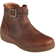 Women's Andina Pull-On Short Boots BROWN 8  MED