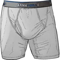 Men's Armachillo Cooling Boxer Briefs LTGRAY MED