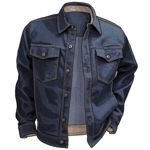Men's DuluthFlex Denim Trucker Jacket