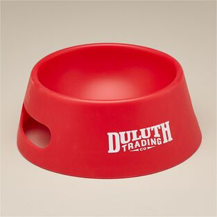 Duluth Trading Silipint Packable Dog Bowl