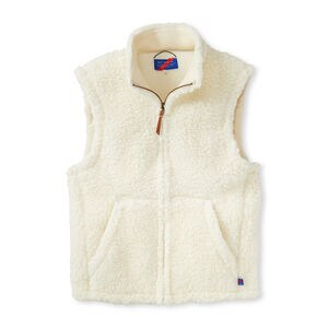 Men's Best Made Wool Fleece Vest