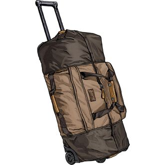 FH DT The Barge Rolling Duffle Bag PORTER