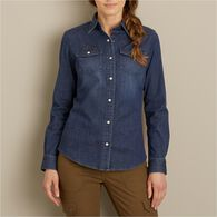 Women's DuluthFlex Denim Shirt WSHDNM XSM