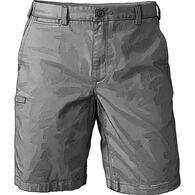 Men's DuluthFlex Ballroom 11'' Khaki Shorts GRAY 04