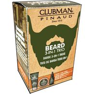 Clubman Beard Taming Trio