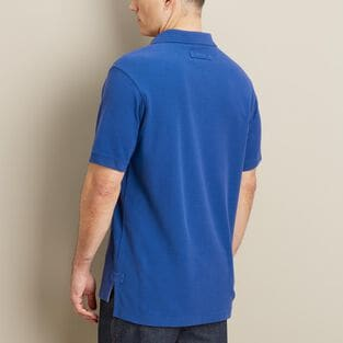 Men's No Polo Short Sleeve Shirt
