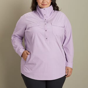 Women's Plus Sol Survivor Sun Protection Tunic