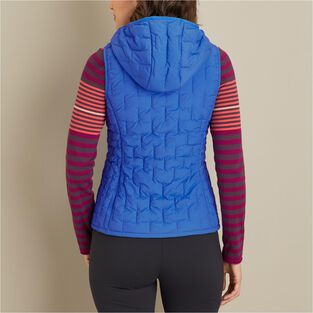 Women's Agiloft Hooded Vest