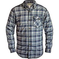 Men's Iron Mountain Trim Fit Pattern Shirt SRBPLAD