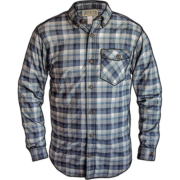 Men's Iron Mountain Trim Fit Pattern Shirt