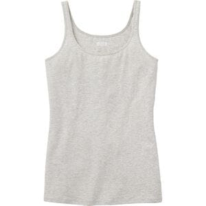 Women's Plus No-Yank Thin Strap Tank