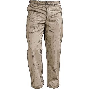 Men's Middle Management Flat Chinos