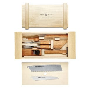 Best Made Japanese Joinery Kit