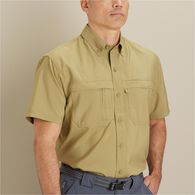 Men's CoolPlus Action Short Sleeve Shirt GRSGRN SM