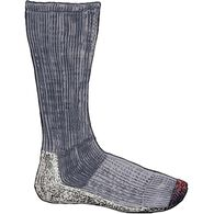 Men's CoolMax Midweight Boot Socks NAVY LRG