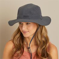 Women's Lightweight Crusher Bucket Hat DRKGRAY SM