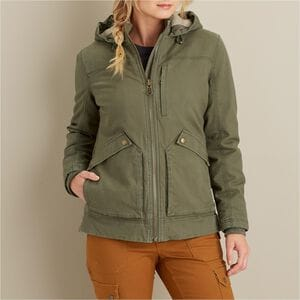 Women's DuluthFlex Fire Hose Insulated Jacket