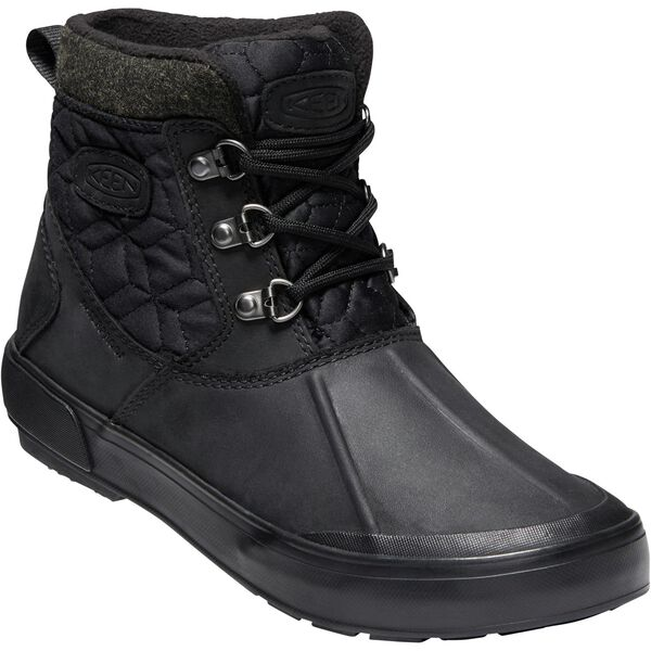 Women's KEEN Elsa II Quilted Ankle Boots